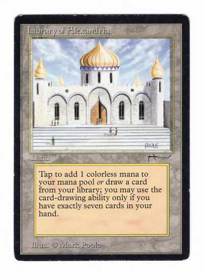 《Library of Alexandria》[ARN] 土地U