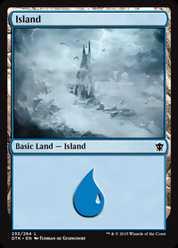 《島/Island》(253)[DTK] 土地