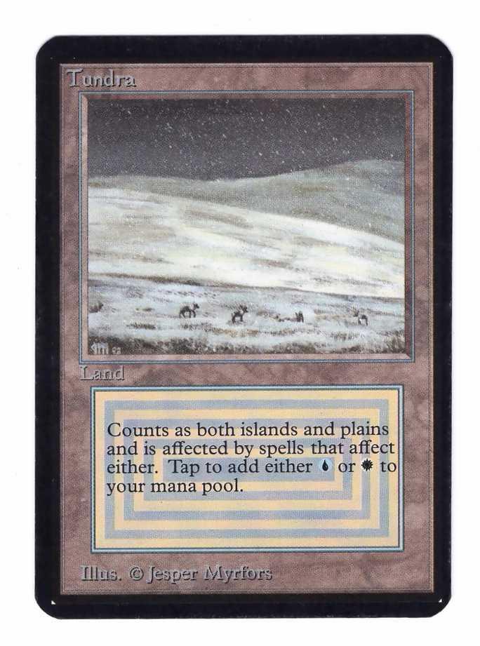 《Tundra》[LEA] 土地R