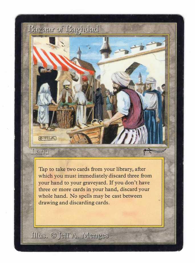 《Bazaar of Baghdad》[ARN] 土地U