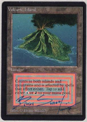 《Volcanic Island》[LEB] 土地R