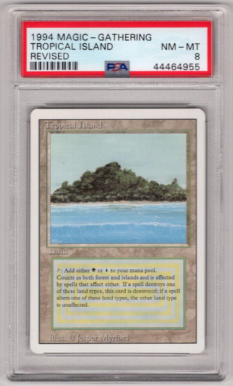 《Tropical Island》[3ED] 土地R