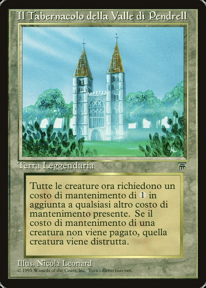 《The Tabernacle at Pendrell Vale》[LEG] 土地R