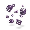 oakie doakie DICE 12mm Marble - Purple 36個入り :ODD400007