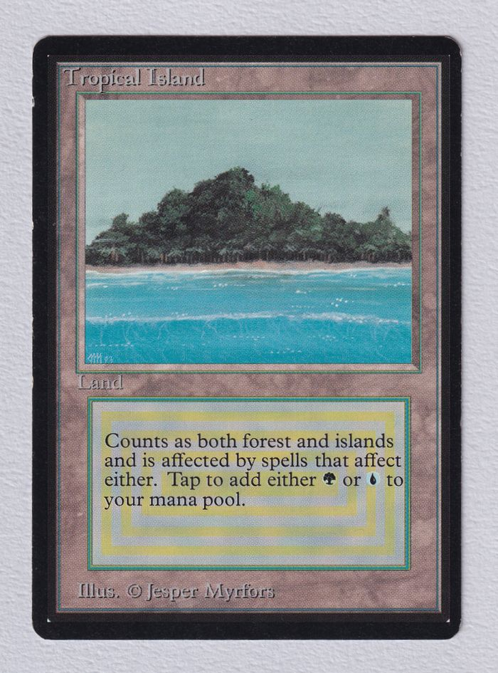 《Tropical Island》[LEB] 土地R